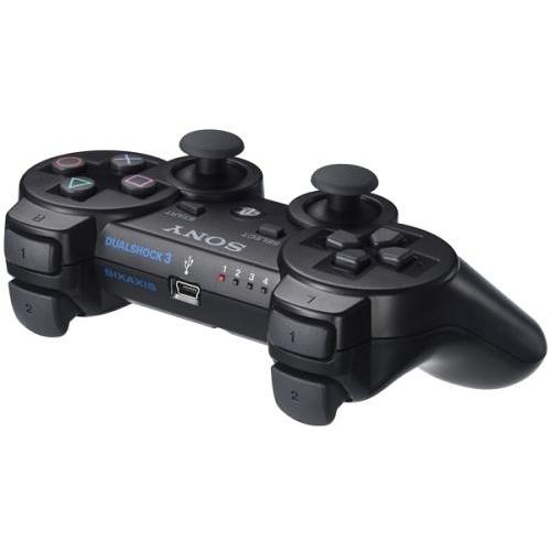 Беспроводной контроллер Dualshock3 (черный) от 1С Интерес