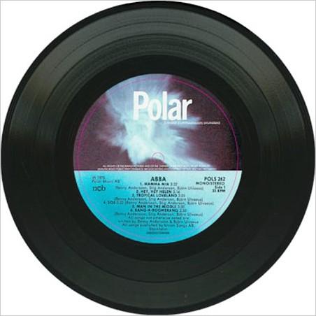 ABBA. ABBA (LP) от 1С Интерес