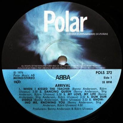 ABBA – Arrival (LP) от 1С Интерес