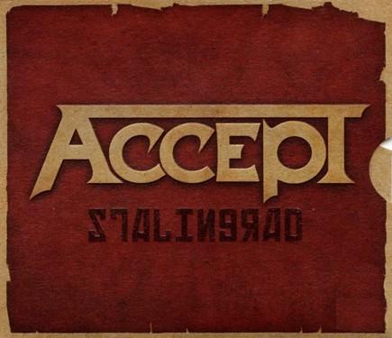 Accept: Stalingrad (CD)Accept. Stalingrad &amp;ndash; новый студийный альбом легендарной немецкой хэви-метал группы. Триумфальное возвращение королей. Припевы, неповторимые мелодии, гитарные соло.<br>