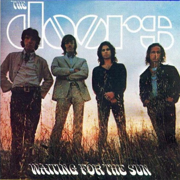 The Doors. Waiting For The Sun (LP)