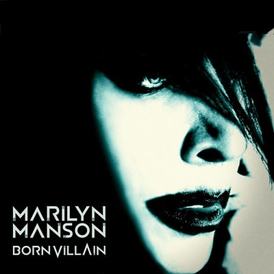 Marilyn Manson: Born Villain (CD) marilyn manson guns god