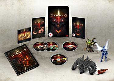 Коллекционное издание Diablo III