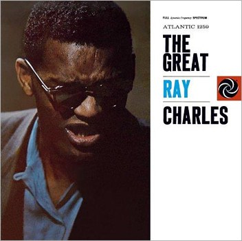 Ray Charles. The Great Ray Charles (LP) victoria charles fleurs
