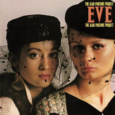 The Alan Parsons Project. Eve (LP) edwards eve the rogues princess