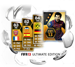 FIFA 13 Ultimate Edition [PS3]