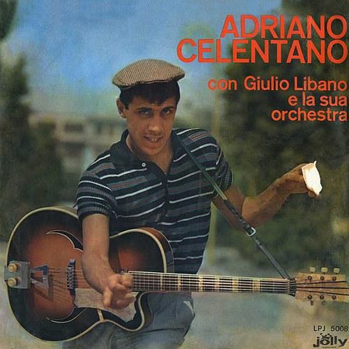 AdrianoCelentano. ConGiulioLibano ELaSuaOrchestra (2LP)Adriano Celentano. Con Giulio Libano E La Sua Orchestra &amp;ndash; дебютный студийный альбом итальянского певца и киноактёра Адриано Челентано, вышедший в марте 1960 года.<br>