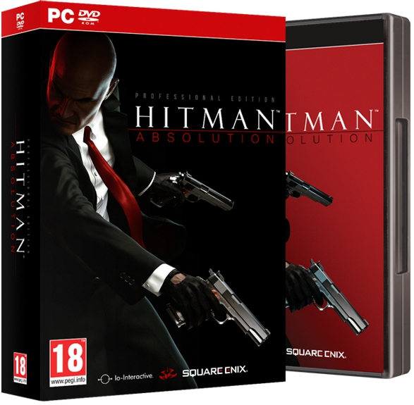 Hitman: Absolution (Square Enix) (RUS)  [Steam-rip]