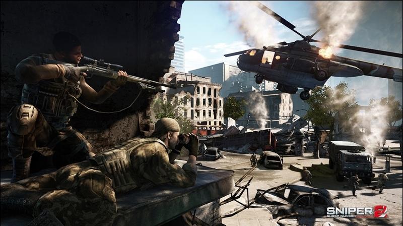игра снайпер 2 скачать - фото 9