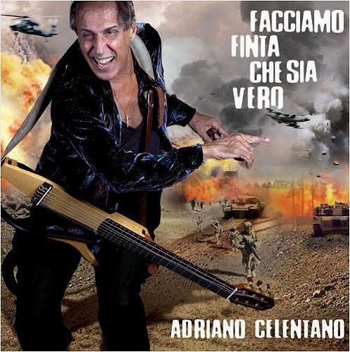 Adriano Celentano: Facciamo Finta Che Sia Vero (LP)