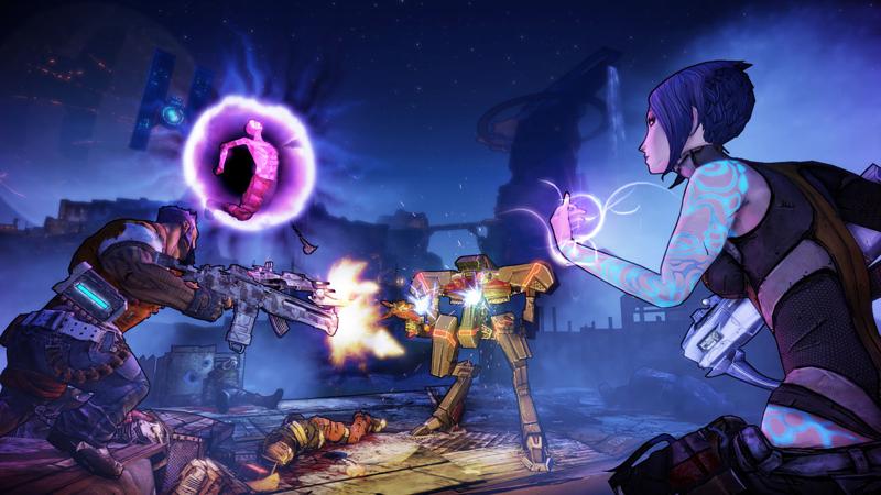 Borderlands 2 [PS Vita] от 1С Интерес