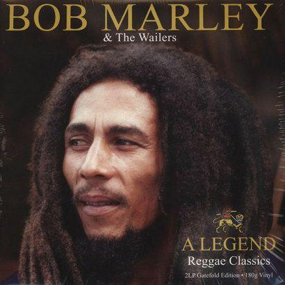 Bob Marley and The Wailers. A Legend (2 LP)Любимые песни знаменитого Боба Марли и коллектива The Wailers в виниловом издании A Legend.<br>