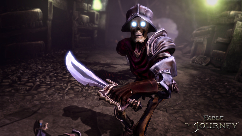 Fable: TheJourney (только дляKinect) [Xbox360] от 1С Интерес