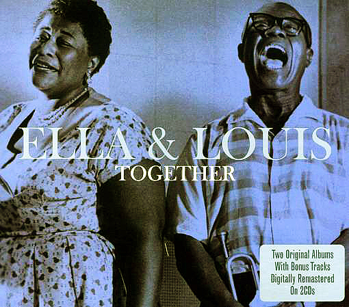 Ella Fitzgerald, Louis Armstrong. Together (2 CD)