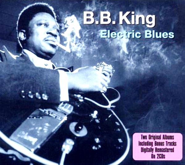 B.B. King. Electric Blues (2 CD) от 1С Интерес