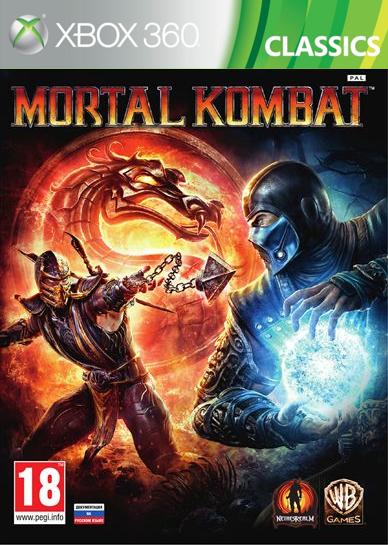 Mortal Kombat (Classics) [Xbox360] от 1С Интерес