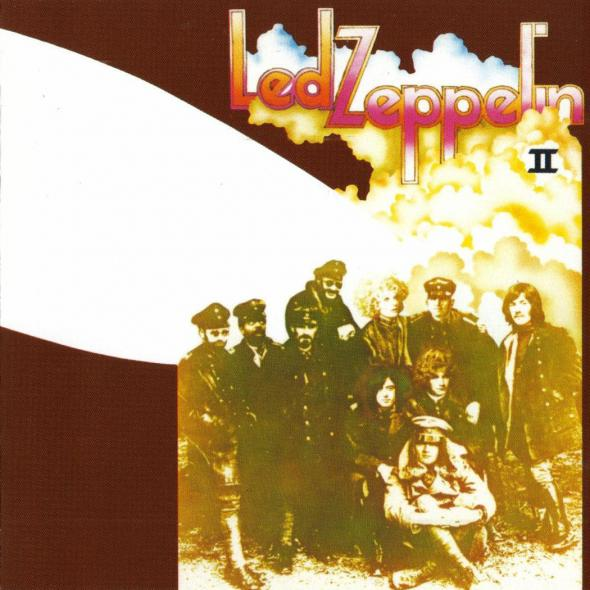 Led Zeppelin – Led Zeppelin II. Remastered Original (LP) cd led zeppelin lll remastered
