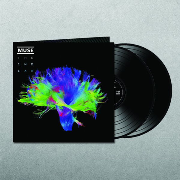 Muse. The 2nd Law (2 LP) the law and the lady