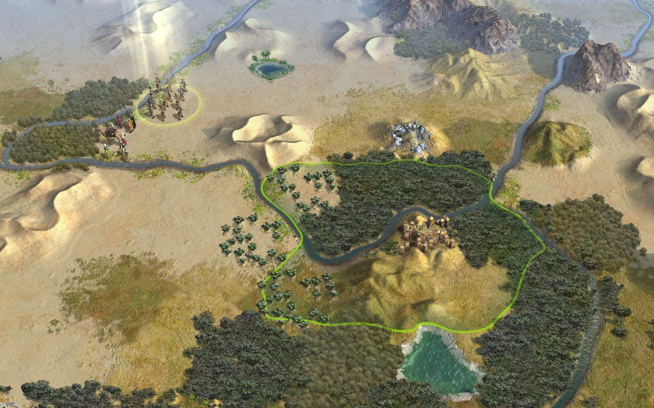 Sid Meier's Civilization V. Россыпь континентов. Набор карт (Цифровая версия) от 1С Интерес