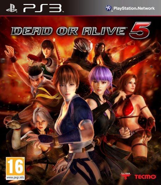 Dead or Alive 5 [PS3]Dead or Alive 5 продолжает грандиозную историю сериала Dead or Alive, предыдущая часть которого вышла в 2005 году. Dead or Alive является одним из родоначальников жанра &amp;laquo;трехмерных драк&amp;raquo;, выступая в одной лиге с такими хитами как Tekken, Virtua Fighter и Soul Calibur.<br>
