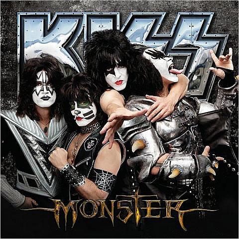 Kiss. Monster от 1С Интерес