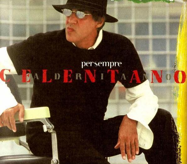 Adriano Celentano: Per Sempre (CD)