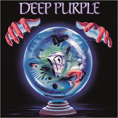 Deep Purple. Slaves & Masters (LP)