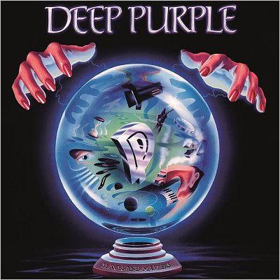 Deep Purple. Slaves & Masters (LP)
