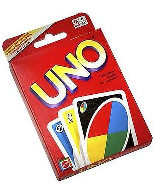 Настольная игра Уно mattel карточная игра уно monster high mattel games