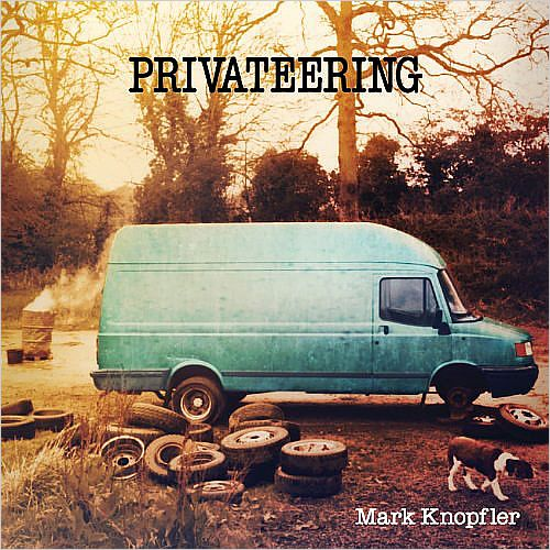 Mark Knopfler. Privateering (2 LP) mark knopfler mark knopfler tracker 2 lp
