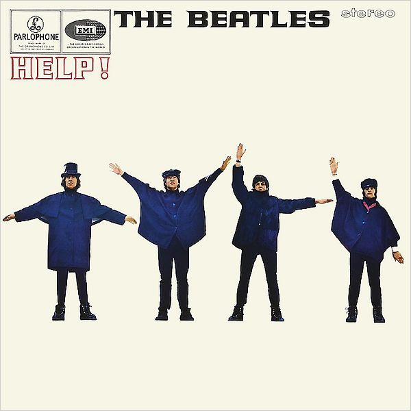 The Beatles. Help! Original Recording Remastered (LP) phil collins the essential going back original recording remastered lp