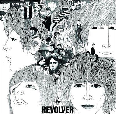 The Beatles. Revolver. Original Recording Remastered (LP)