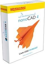 Домашний nanoCAD 4Домашний nanoCAD 4 – это программа для проектирования с помощью компьютера, которая помогает пользователю, даже не имеющему специальных навыков, работать с любыми чертежами.<br>