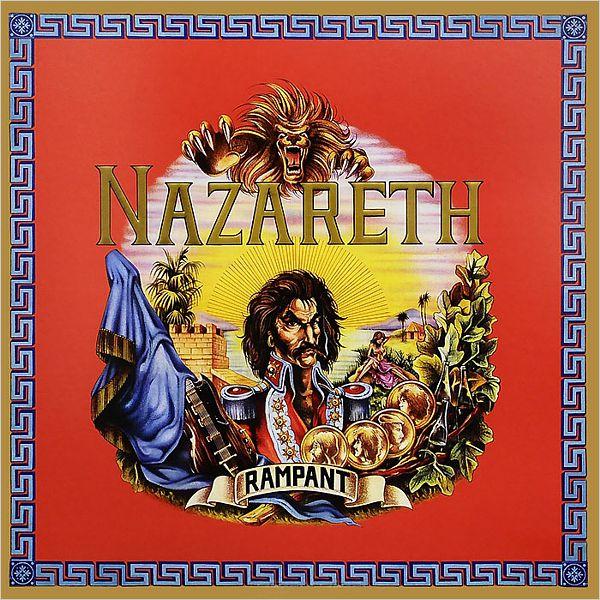 Nazareth. Rampant (LP)&amp;lt;p&amp;gt;Переизданный на виниле альбом &amp;lt;strong&amp;gt;Rampant&amp;lt;/strong&amp;gt; культовой группы Nazareth содержит помимо классических 8 песен бонус-трек «Down» &amp;#40;с B-стороны сингла «Love Hurts»&amp;#41;.&amp;lt;/p&amp;gt;<br>