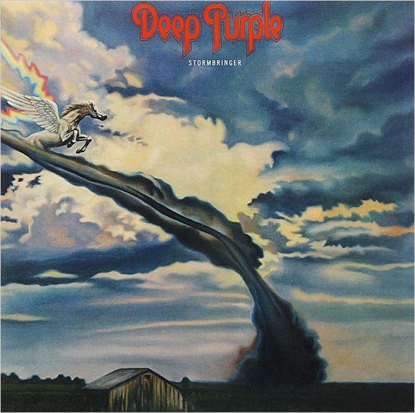 Deep Purple. Stormbringer. Limited Edition (LP)Представляем вашему вниманию альбом Deep Purple. Stormbringer, девятый студийный альбом британской группы Deep Purple, изданный на виниле.<br>