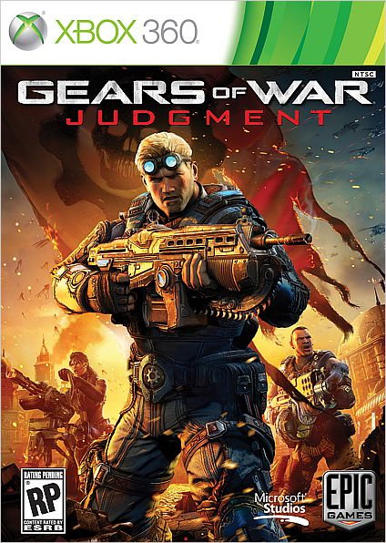 Gears of War: Judgment [Xbox 360] от 1С Интерес