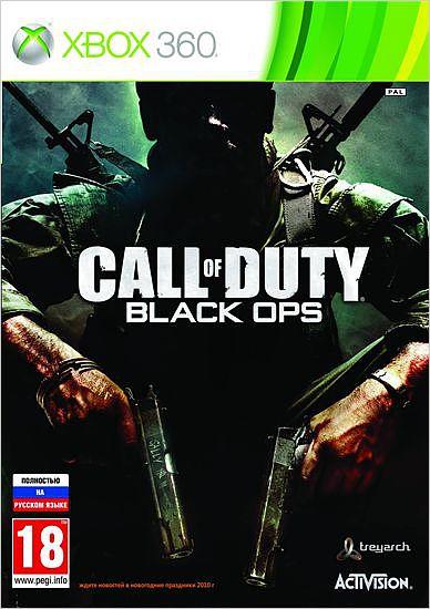 Call of Duty: Black Ops (c поддержкой 3D) (Classics) [Xbox 360]