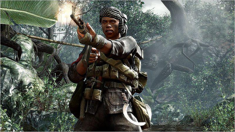 Call of Duty: Black Ops (c поддержкой 3D) (Classics) [Xbox 360] от 1С Интерес