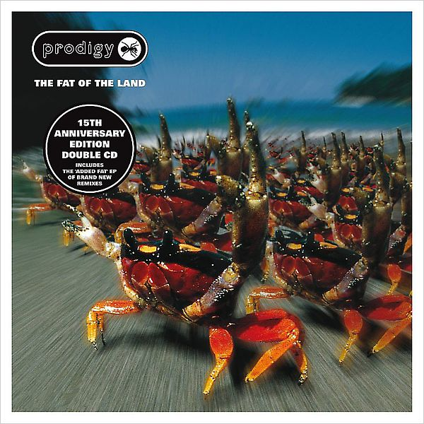 The Prodigy. The Fat Of The Land (2 CD)