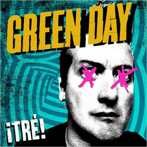 Green Day: Tre (CD) cd green day ¡dos