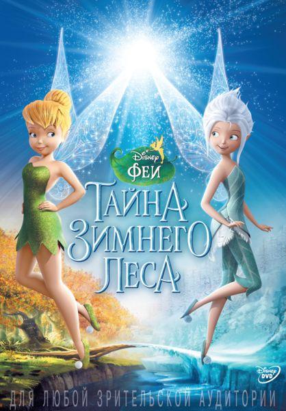 Феи: Тайна зимнего леса (региональное издание) (DVD)  цена и фото