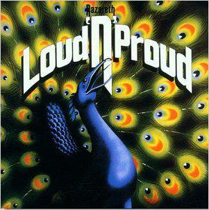 Nazareth. Loud`N`Proud (LP) ultra loud bicycle air horn truck siren sound 120db