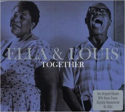 Louis Armstrong, Ella Fitzgerald. Together (2 LP) от 1С Интерес