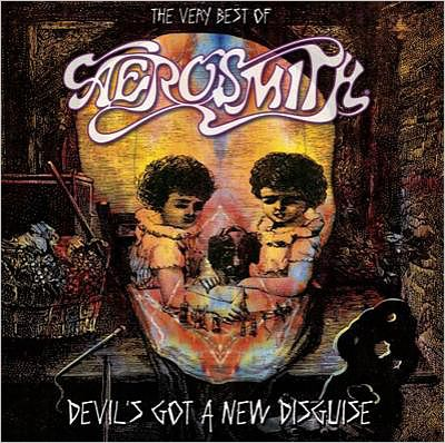 Aerosmith: Devil`s Got A New Disguise – The Very Best Of Aerosmith (CD) fashion modern silver crystal flower quartz pocket watch necklace pendant women lady girl birthday gift relogio de bolso antigo