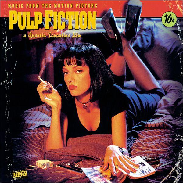 Саундтрек: Музыка к фильму Pulp Fiction (CD)