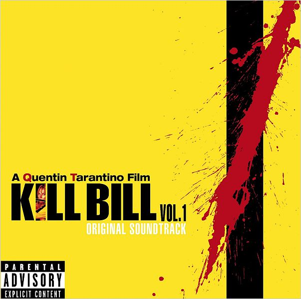 Саундтрек. Музыка к фильму Kill Bill Vol. 1 (LP) саундтрек саундтрек kill bill vol 2