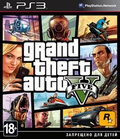 Grand Theft Auto V [PS3]В игре Grand Theft Auto V поклонников ждет не просто самый огромный и детализированный мир из когда-либо создававшихся Rockstar Games, но и возможность влиять на жизнь и поступки сразу трех главных героев<br>