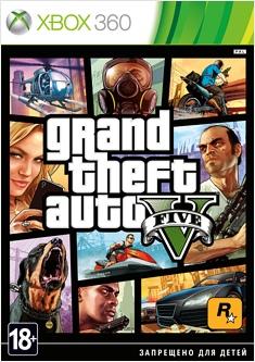 Grand Theft Auto V [Xbox 360]В игре Grand Theft Auto V поклонников ждет не просто самый огромный и детализированный мир из когда-либо создававшихся Rockstar Games, но и возможность влиять на жизнь и поступки сразу трех главных героев<br>