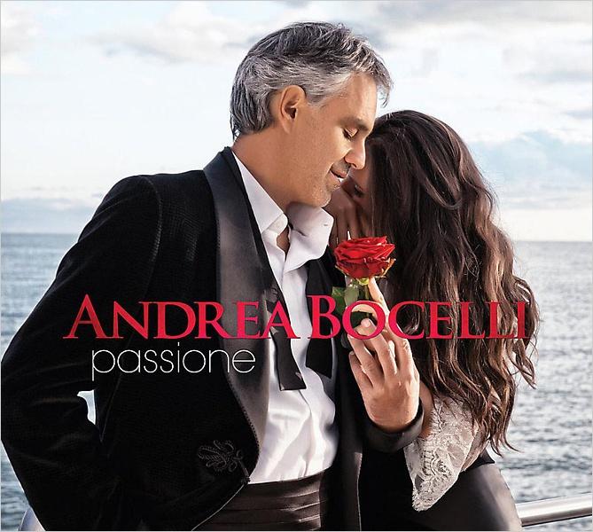 Andrea Bocelli: Passione (CD) от 1С Интерес
