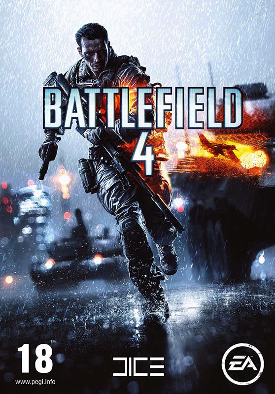 Battlefield 4 (Цифровая версия)Игра Battlefield 4 &amp;ndash; это определяющий для жанра, полный экшена боевик, сотканный из моментов, которые стирают грань между игрой и великолепием.<br>